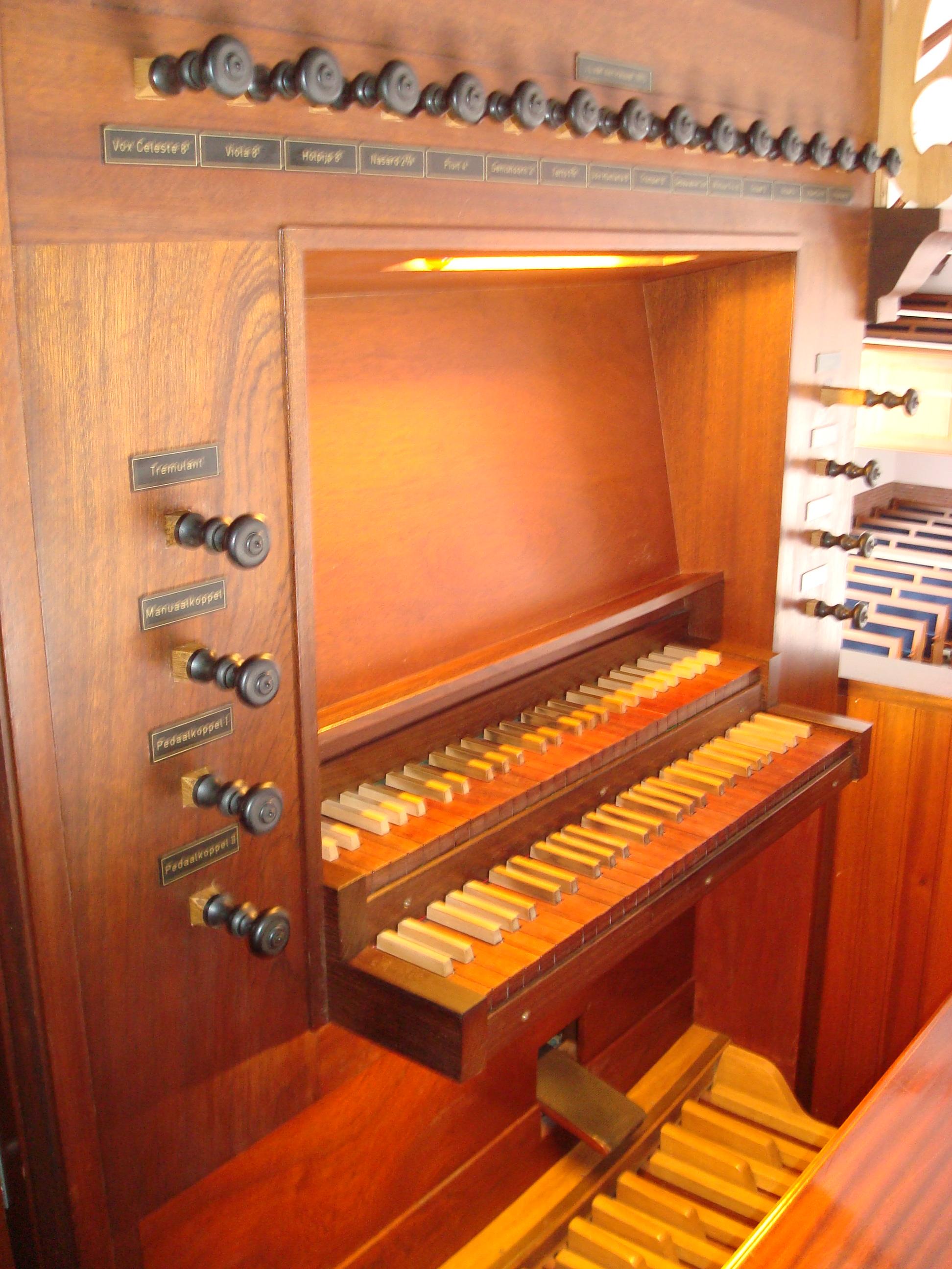 Orgel OGGiN Hardinxveld-Giessendam
