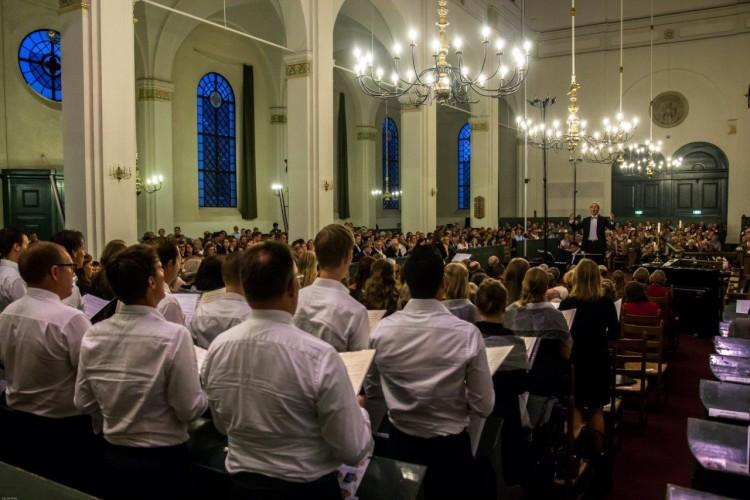 Jubileumconcert 12,5 jaar organist